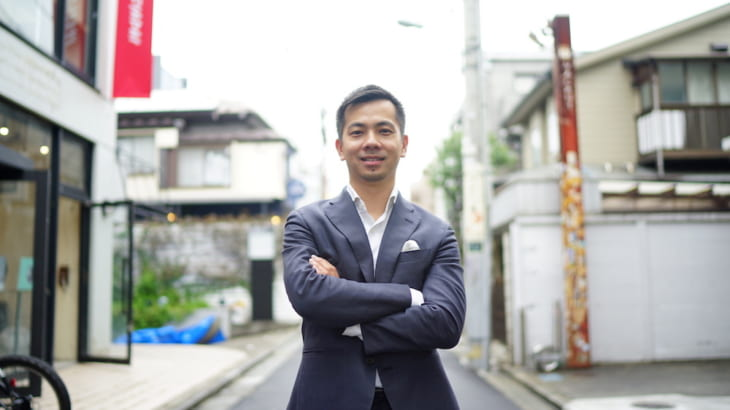 「人とマインドに惹かれて毎週大阪から東京へ」インターンアドバイザー・上田 浩史さん